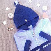 Работы для детей, handmade. Livemaster - original item Rompers for babies. Handmade.