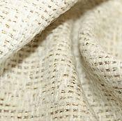 Материалы для творчества ручной работы. Ярмарка Мастеров - ручная работа Отрез 1,97м Пальтово-костюмная ткань типа шанель. Handmade.