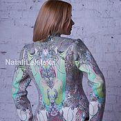 Одежда ручной работы. Ярмарка Мастеров - ручная работа Жакет Каприз -войлок. Handmade.