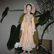 Куклы и игрушки ручной работы. Ярмарка Мастеров - ручная работа Розамонда. Handmade.