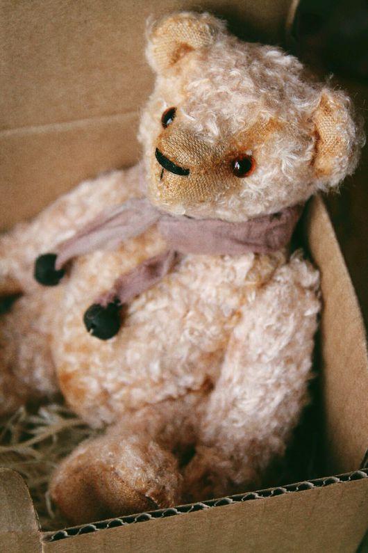 Мишки Тедди ручной работы. Ярмарка Мастеров - ручная работа. Купить Мишка тедди 15 см. Handmade. Мишка, teddy
