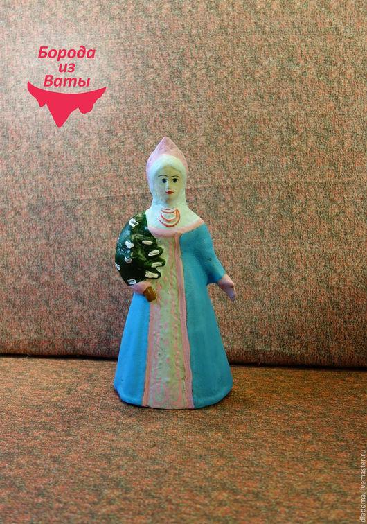 Винтажные куклы и игрушки. Ярмарка Мастеров - ручная работа. Купить Снегурочка   композитная (опилочная). Handmade. Советский, СССР, советский дед