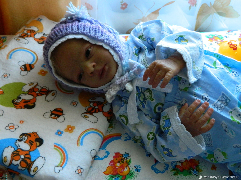 Baby reborn Clyde, Reborn, Ussuriysk,  Фото №1