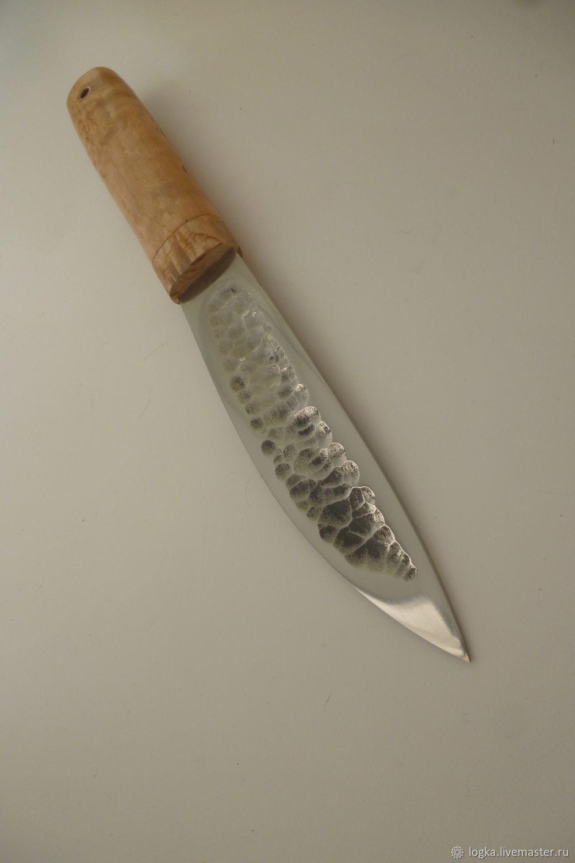 Knife 'Yakutskiy average' wrought KHH12MF, Knives, Vyazniki,  Фото №1