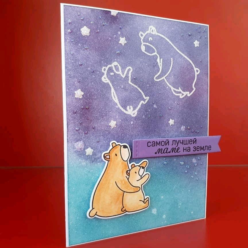 Милые открытки маме, картинки для