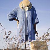 Coats handmade. Livemaster - original item Knitted coat. Handmade.