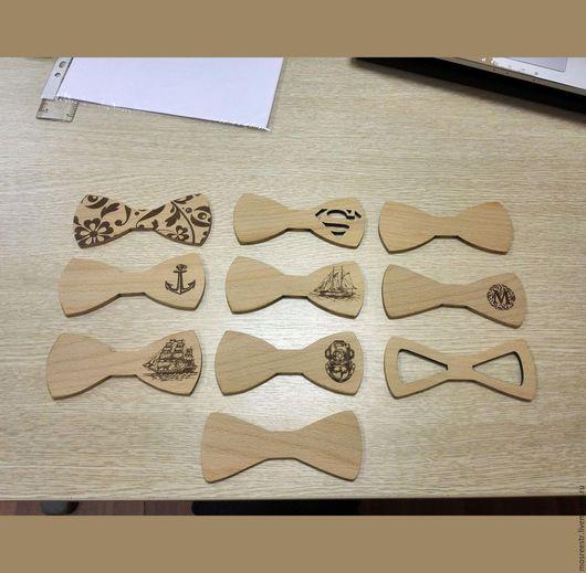 Галстуки, бабочки ручной работы. Ярмарка Мастеров - ручная работа. Купить галстук бабочка заготовки. Handmade. Бежевый, галстук-бабочка