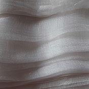 Материалы для творчества ручной работы. Ярмарка Мастеров - ручная работа Широкий разреженный шелк 120 см. Handmade.
