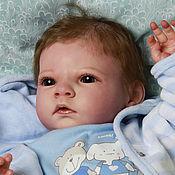 Куклы и игрушки ручной работы. Ярмарка Мастеров - ручная работа Диана. Кукла реборн. Handmade.
