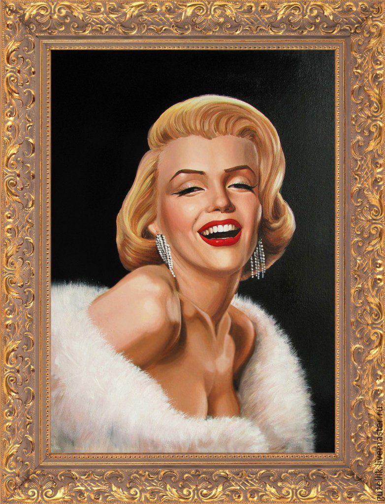 Поздравление с портретами знаменитостей