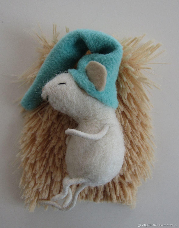 Мышка Соня, Мягкие игрушки, Санкт-Петербург,  Фото №1