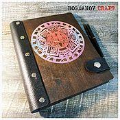 Канцелярские товары handmade. Livemaster - original item notebooks: Notepad