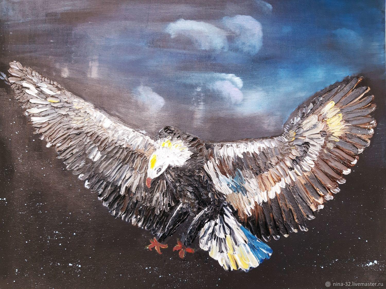Одинокий орел по имени бернардо люси картинка