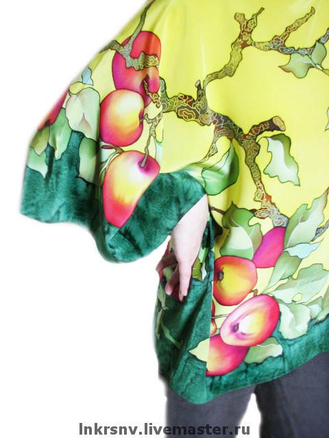 Блузки из крепдешина с доставкой