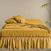 Для дома и интерьера handmade. Livemaster - original item Set of linen. 2 pillowcases 2posts. Handmade.