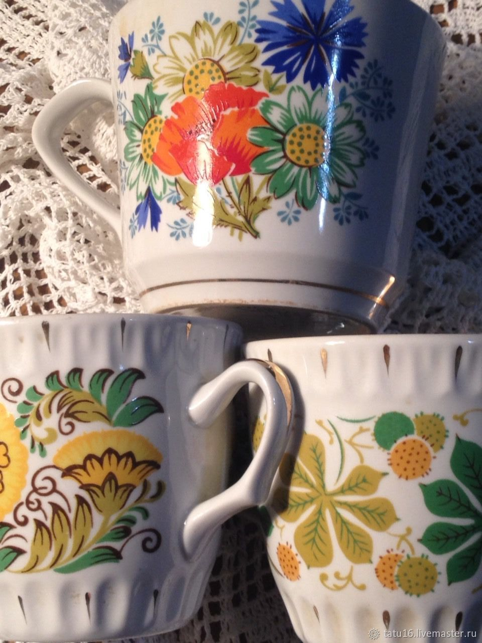 Винтаж:  Кружки чайные, Кружки винтажные, Керчь,  Фото №1