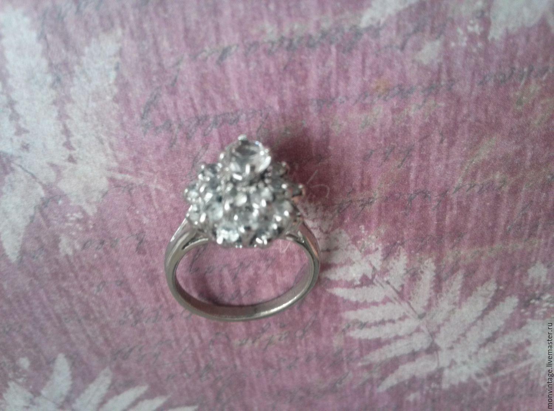 Винтаж: Винтажное кольцо  Panetta sterling 15 размер, Винтажные кольца, Солнечногорск, Фото №1