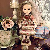 Куклы и игрушки ручной работы. Ярмарка Мастеров - ручная работа Элоиза. Текстильная кукла.. Handmade.