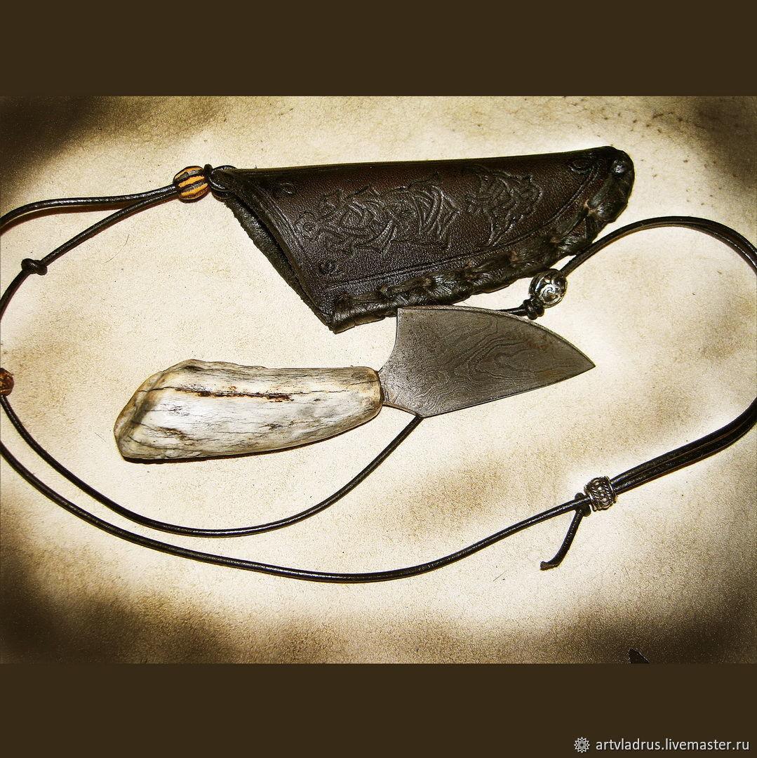 Шейный нож Ссобой