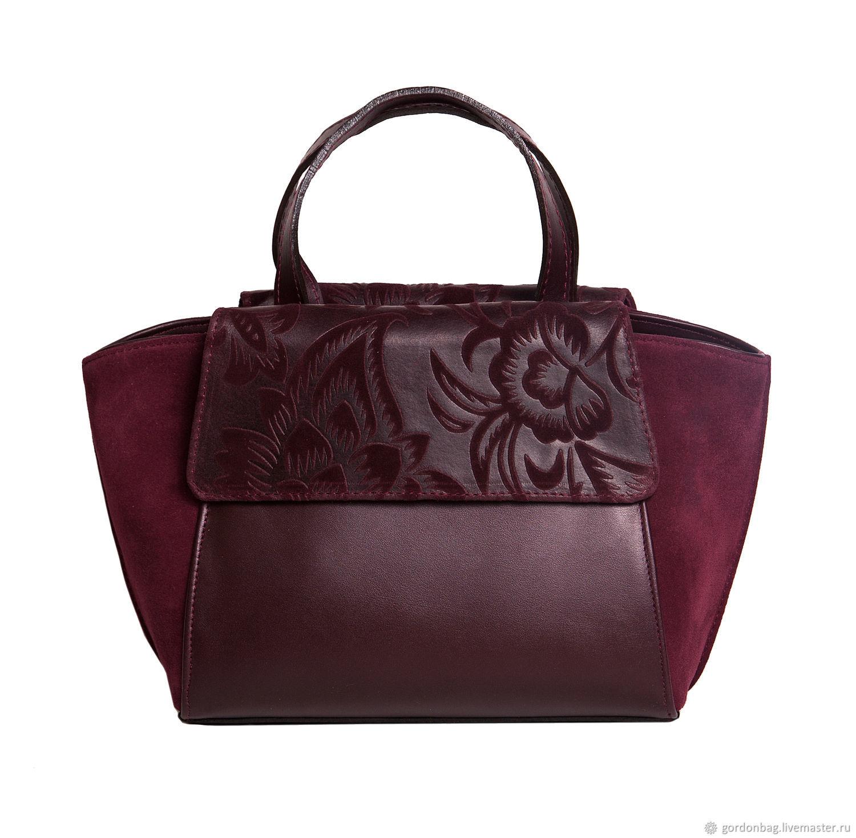 6313337b23de Женские сумки ручной работы. Ярмарка Мастеров - ручная работа. Купить Сумка  кожаная женская