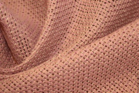 Шитье ручной работы. Ярмарка Мастеров - ручная работа. Купить Ткань типа шанель ,цвет розовый теплый,1190руб-м. Handmade.