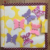 Куклы и игрушки ручной работы. Ярмарка Мастеров - ручная работа Книжка из фетра. Handmade.