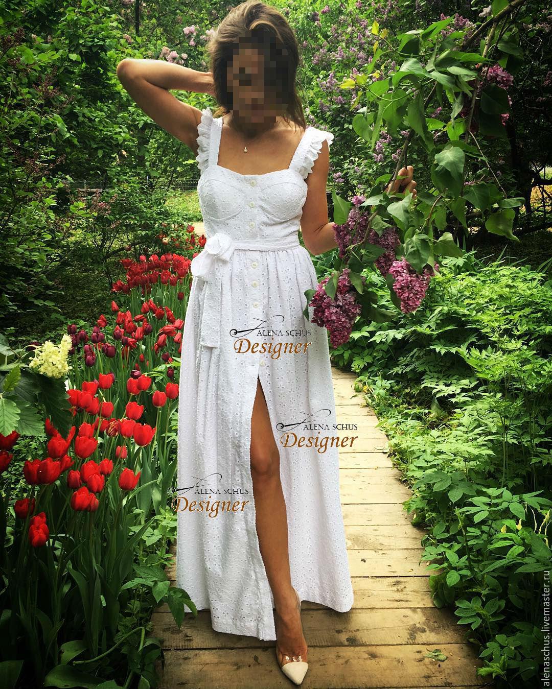Купить сарафан платье хлопка летнее мятное платье купить