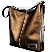 Сумки и аксессуары handmade. Livemaster - original item Bag pack - gray W0107. Leather. Handmade. Alia Svalia. Handmade.