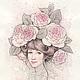 Английская роза.