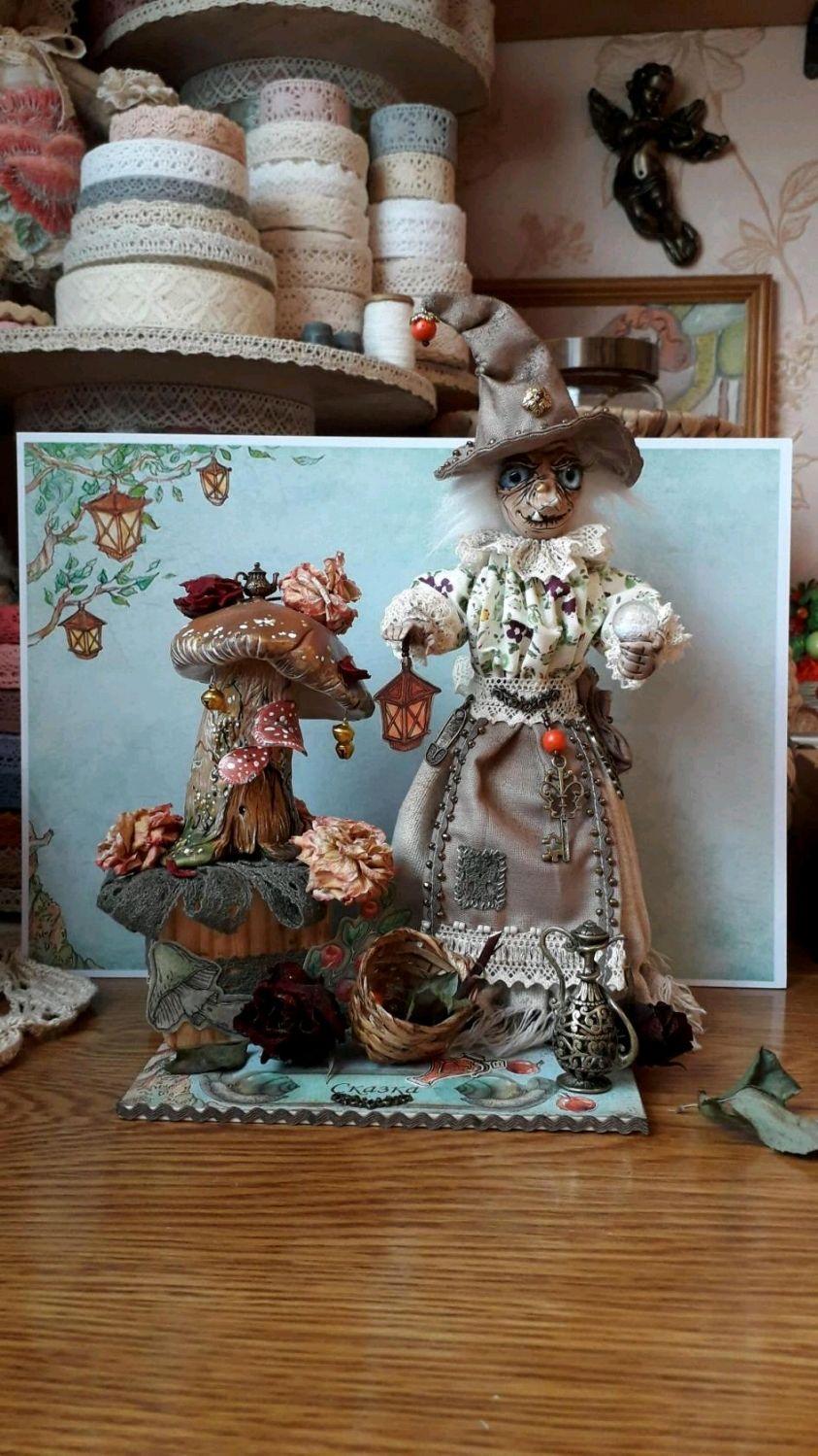 Колдунья сказочного леса!, Куклы и пупсы, Лысые Горы,  Фото №1