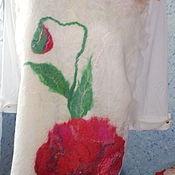 Одежда ручной работы. Ярмарка Мастеров - ручная работа манишка. Handmade.