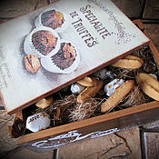 Для дома и интерьера ручной работы. Ярмарка Мастеров - ручная работа Короб для сладостей. Работа на заказ.. Handmade.