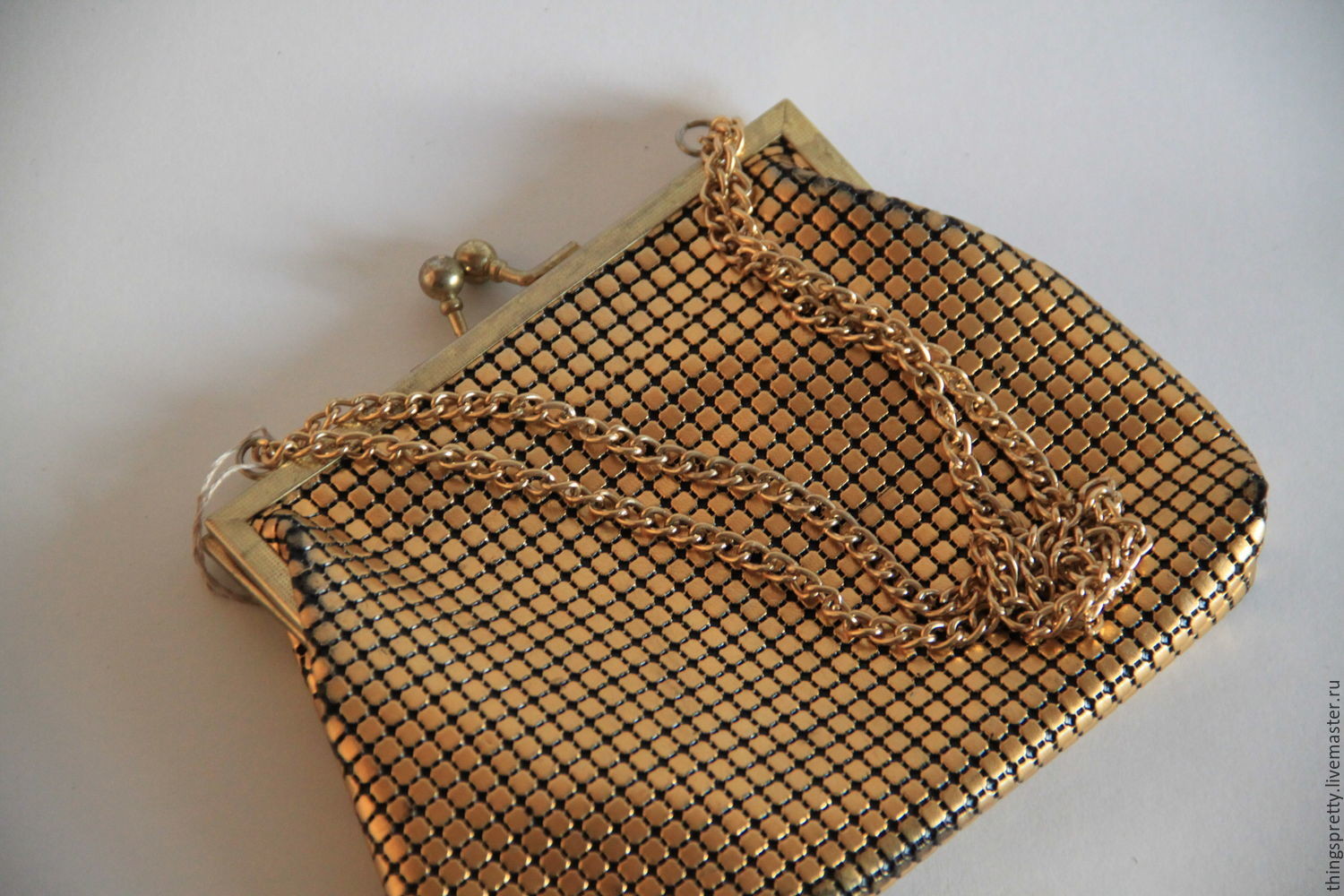 099d50a668dca Vintage Handbags   Purses. Livemaster - handmade. Buy Vintage purse handbag  from the ...