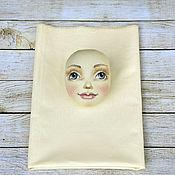 Куклы и игрушки ручной работы. Ярмарка Мастеров - ручная работа Набор для текстильной куклы. Handmade.