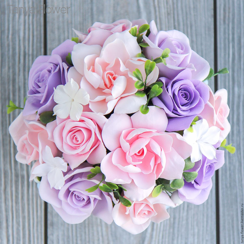 Самый нежный букет цветов фото