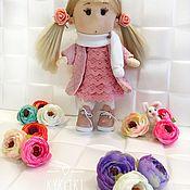 Вальдорфские куклы и звери ручной работы. Ярмарка Мастеров - ручная работа Кукла текстильная. Handmade.