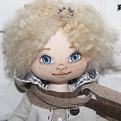 """Куклы и игрушки ручной работы. Ярмарка Мастеров - ручная работа текстильная кукла """"Маленький принц"""". Handmade."""