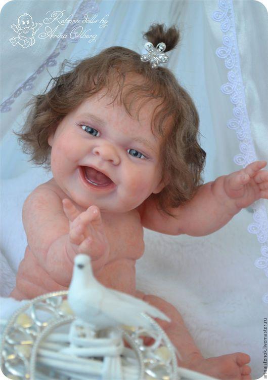 Куклы-младенцы и reborn ручной работы. Ярмарка Мастеров - ручная работа. Купить АЛИСА (Berenguer Lola). Handmade. Reborn, кукла