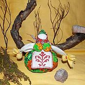 Фен-шуй и эзотерика handmade. Livemaster - original item On Order - Doll Travnitsa kubyshka the guardian of health. Handmade.