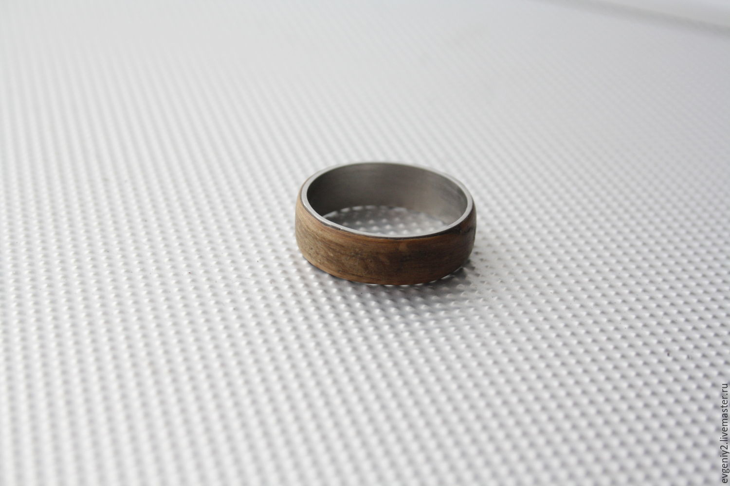 Rings handmade. Livemaster - handmade. Buy Ring of Oak and medical steel.Ring, oak furniture, medical steel