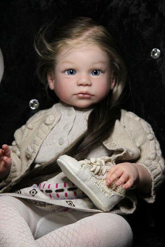 Куклы-младенцы и reborn ручной работы. Ярмарка Мастеров - ручная работа. Купить Gabriella. Handmade. Реборн, куклы и игрушки