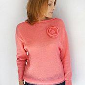 Одежда handmade. Livemaster - original item Pullover Mystery. Handmade.