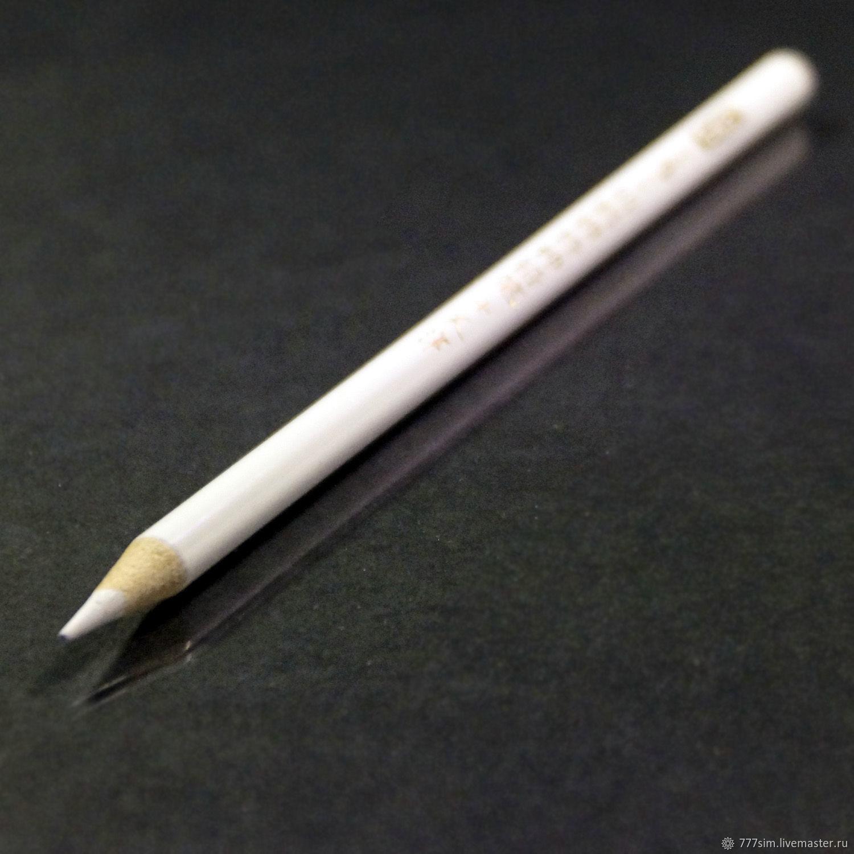 White marker pencil, Decoupage and painting tools, Samara,  Фото №1