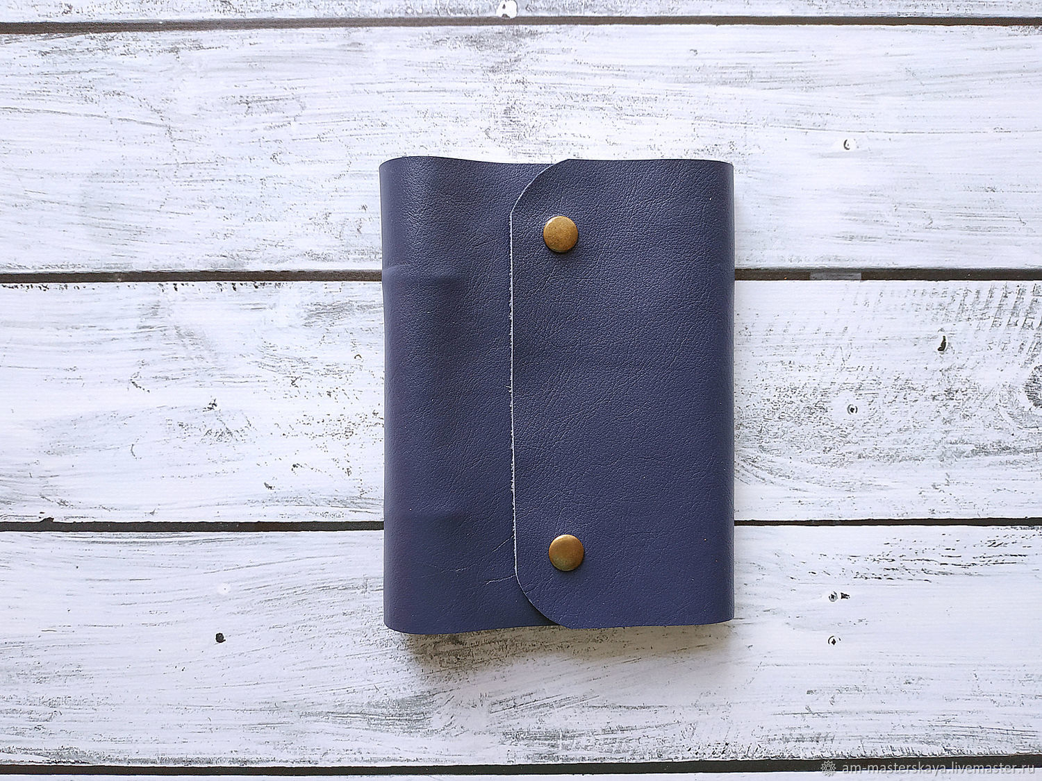 Leather notebooks A6, Notebooks, St. Petersburg,  Фото №1