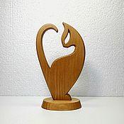 Для дома и интерьера handmade. Livemaster - original item The statue of a cat