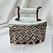 Для дома и интерьера handmade. Livemaster - original item Box (candy dish)
