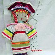 Народная кукла ручной работы. Ярмарка Мастеров - ручная работа Кукла Мирослава. Handmade.