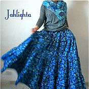 Одежда handmade. Livemaster - original item Skirt No. №2 Natalia. Handmade.