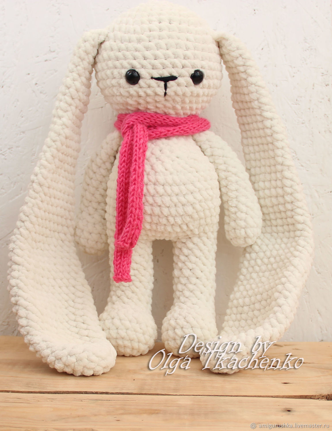amigurumi to buy, buy amigurumi toy, crochet Bunny, crochet, knit Bunny with long ears, knitted plush Bunny, knitted Bunny large, buy knitted rabbit, knitted toys photo