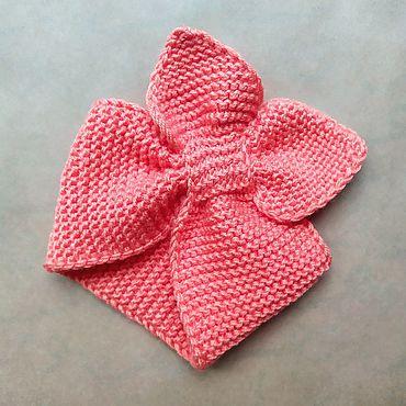 Clothing handmade. Livemaster - original item Knitted bandage